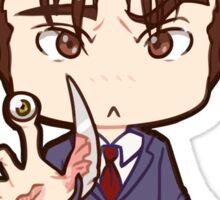Shinichi and Migi Sticker