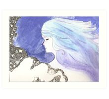 Queen of the Sky Art Print