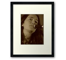 Kate Fagan Framed Print