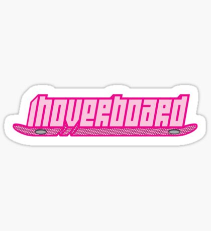 Hoverboard, Future Transport Sticker