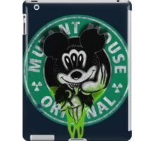 Mutant Mouse iPad Case/Skin