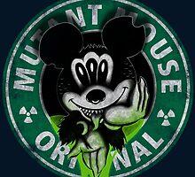 Mutant Mouse by Thiago García