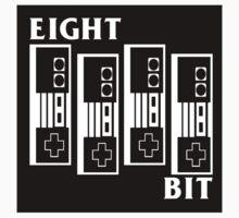 Eight Bit Punk by Crayonwar