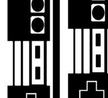Eight Bit Punk Sticker