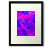 Hyper Dimensions #9 Framed Print