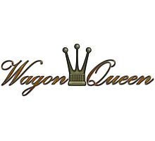 Wagon Queen Photographic Print