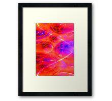 Hyper Dimensions #12 Framed Print
