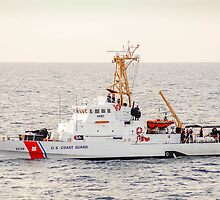 Coast Guard Cutter  by TKPhotos