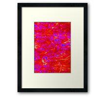 Hyper Dimensions #16 Framed Print