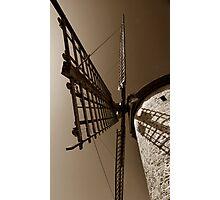 Skerries Mills Windmill 1 Photographic Print