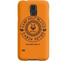 Percy Jackson - Camp Half-Blood - Cabin Seven - Apollo Samsung Galaxy Case/Skin