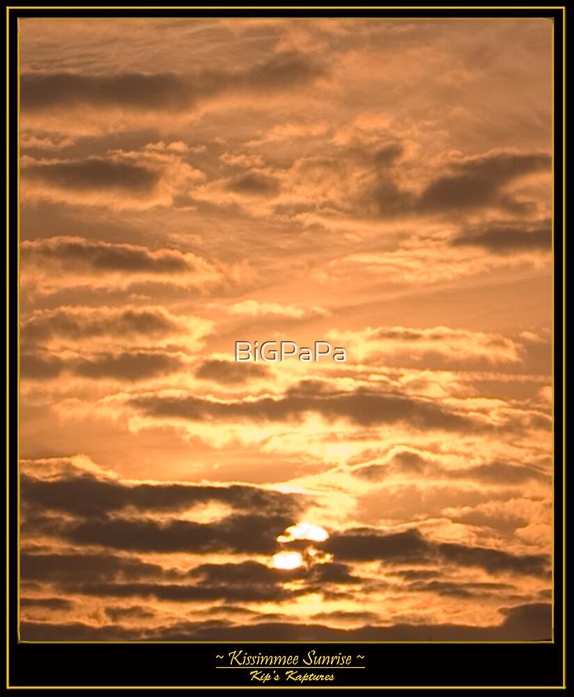 A Kissimmee Sunrise by BiGPaPa