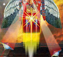 King Tut Returns by Larry Butterworth