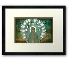 Holy Mary Mother Of God Framed Print