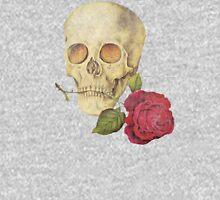 Skull with Rose (Goldfinger) Pullover