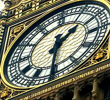 Big Ben by PinkLady