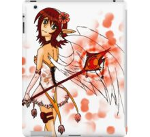 Elf Angel iPad Case/Skin