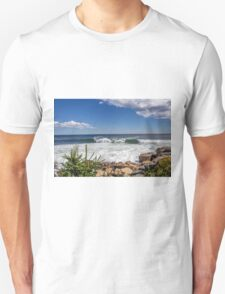Seascape Acadia National Park  T-Shirt