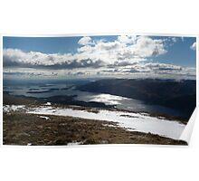Across Loch Lomond Poster