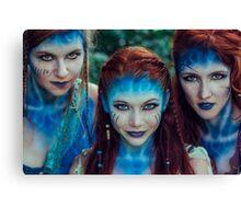 Sirena - The Sirens I Canvas Print