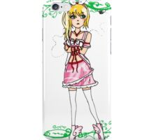 Selfish Doll iPhone Case/Skin