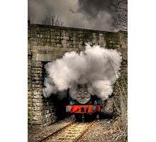 Thomas Under The Bridge Photographic Print
