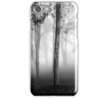 Misty Mornings  iPhone Case/Skin