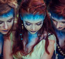 Sirena - The Sirens II by Sophia Adalaine Zhou