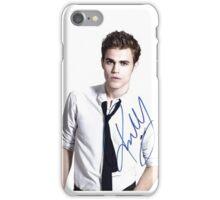 Paul autograph - iphone/ipad/laptop iPhone Case/Skin