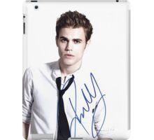 Paul autograph - iphone/ipad/laptop iPad Case/Skin