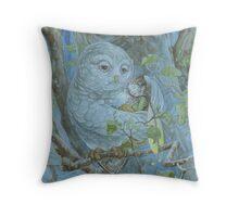 Luna Fairy Throw Pillow
