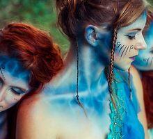 Sirena - The Sirens III by Sophia Adalaine Zhou