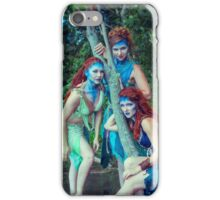 Sirena - The Sirens IV iPhone Case/Skin