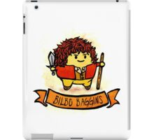 Bouncy Bilbo iPad Case/Skin