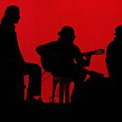 Andrej Vujicic (Puerto Flamenco), Richard Tedesco & Manolo Jaen (Arte Kanela) by Marina Hurley