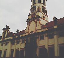 PRAGUE TOWER by REASONandRHYME