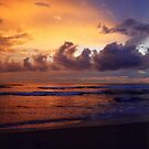 Costa Rica sunset by ErinPhotography
