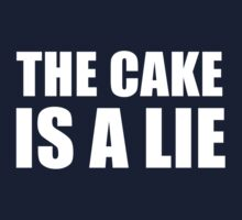 __the cake is a lie by Electric Stars