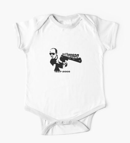 Hunter S Thompson Kids Clothes
