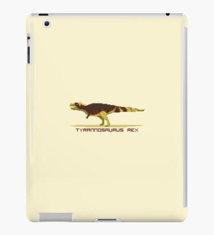 Pixel Tyrannosaurus iPad Case/Skin