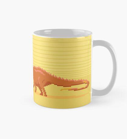 Pixel Amargasaurus Mug