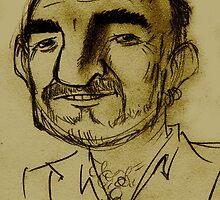 Duncan Brown by martin pearson