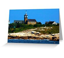 Heaven is a Place on Earth Greeting Card