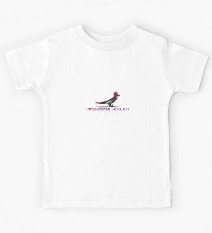 Pixel Anchiornis Kids Tee