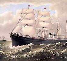 Steamships by Vintage Works