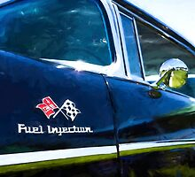1957 Chevy by KABBY63