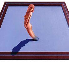 Lady In Blue by Karsten Stier