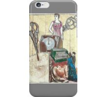 Dresses; While You Wait!(Invented By A Woman,Of Course:-) iPhone Case/Skin