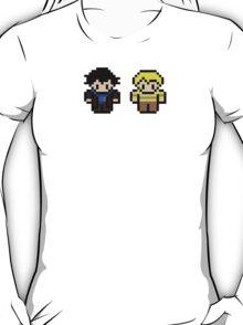 8-Bit Sherlock: The Game is On T-Shirt