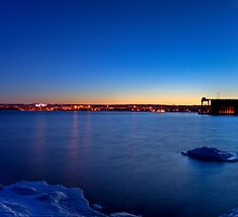 A Marquette Night by luc1ddr3am